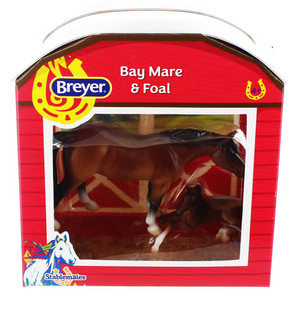 Breyer Horse And Foal Set - Assorted Styles
