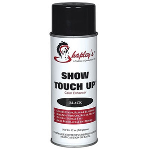 Shapley's Show Touch Ups
