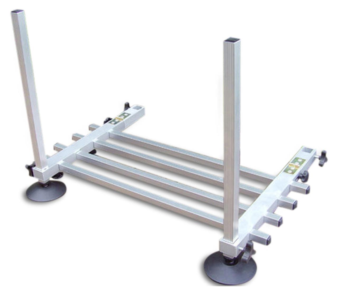 Koala products fishing seat box universal footplate - Koala components ...