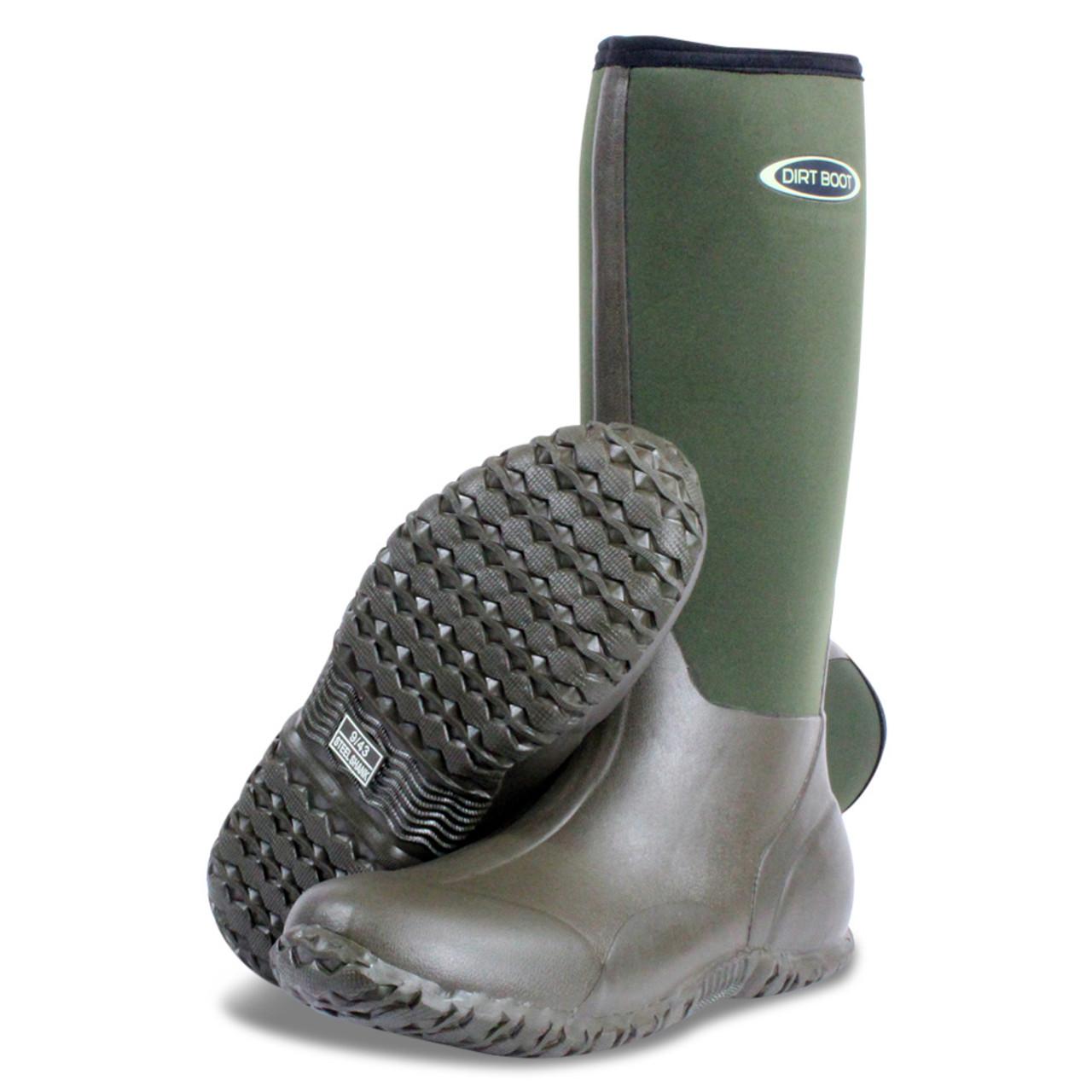 Dirt, Boot, Neoprene, Wellington, Muck, Field, Boot, wellies,