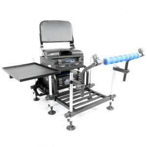 Koala, Products, TEAM, Match, Station, Seatbox, Swivel, Back, Rest, Spray, Bar, Side, Tray, fishing, seat, box