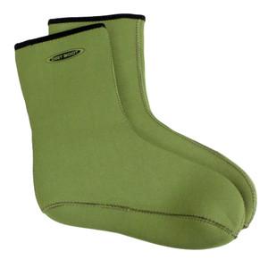 DIRT, BOOT, Neoprene, Wellington, Sock, Fishing, Hunting, Muck, Socks, Green