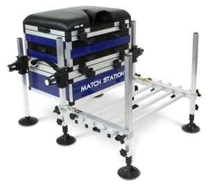 Match, Station, AS5, Drawer, Alloy, Pro, Sport, Seat, Box, &, Footplate