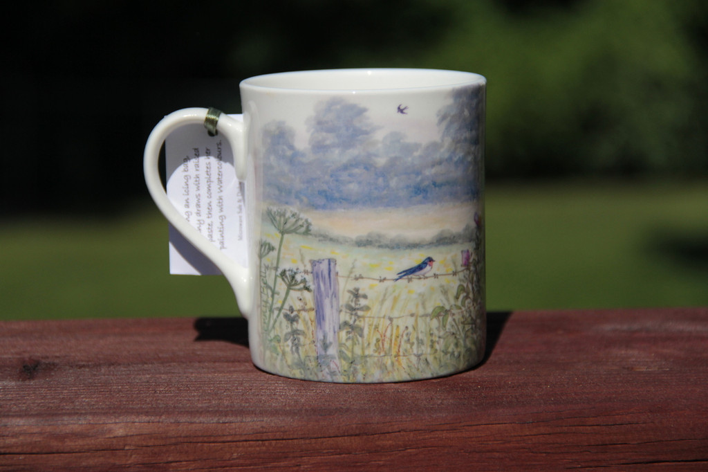 A Summer's Day - Footpath Mug