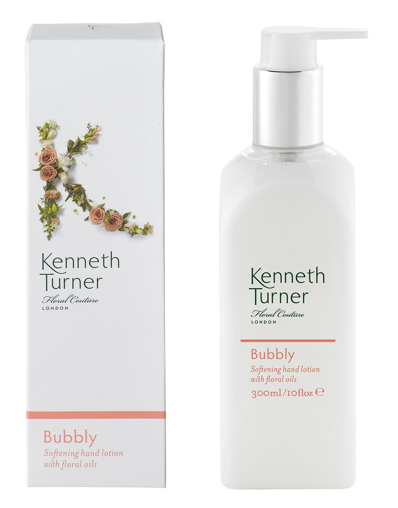 Bubbly Softening Hand Lotion