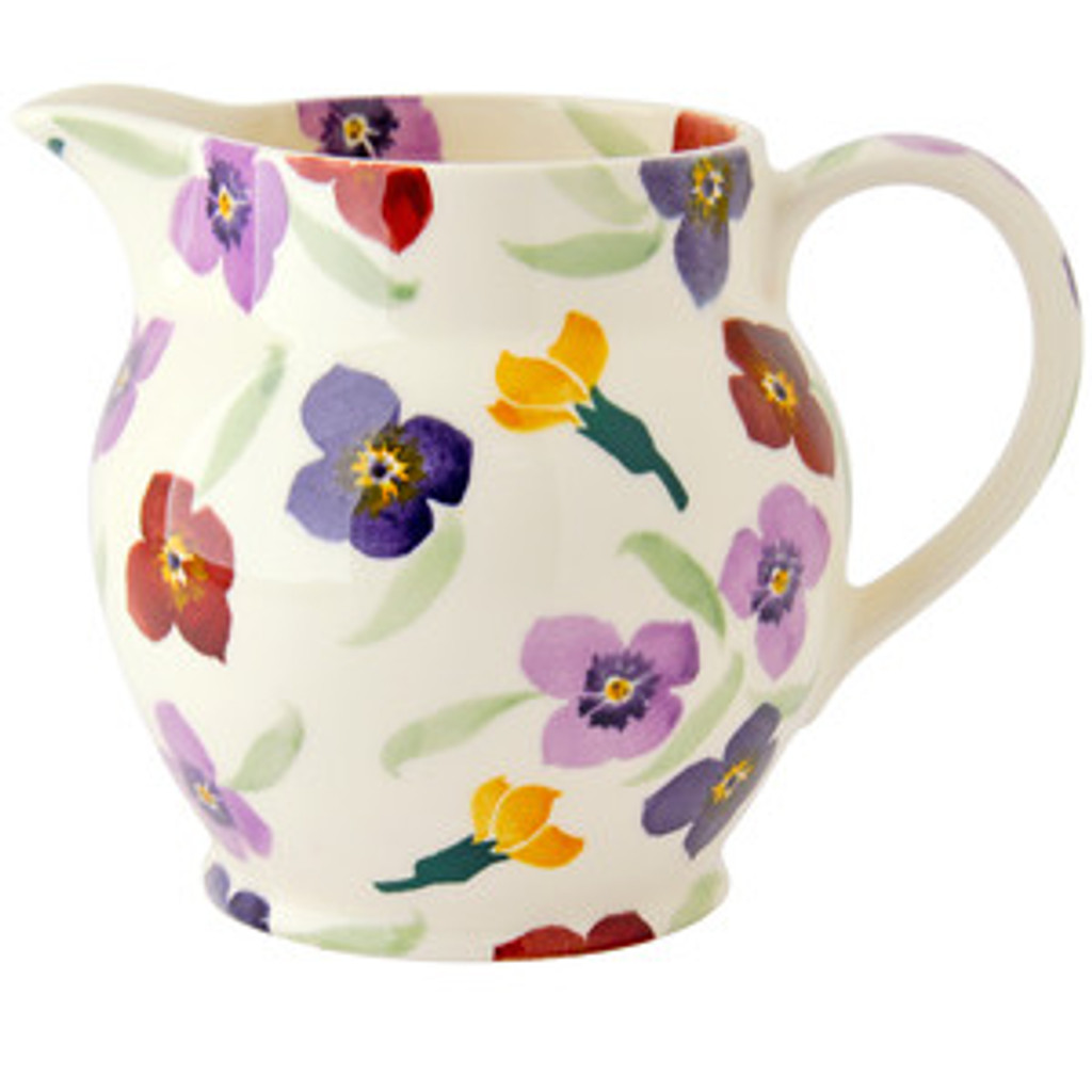 Emma Bridgewater Wallflower 3 Pint Jug