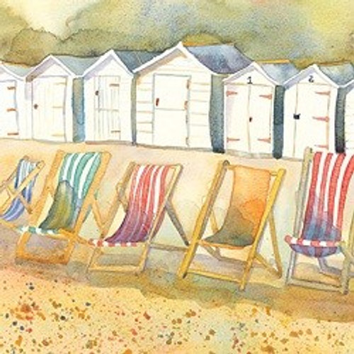 Beach Huts at Beer Coaster