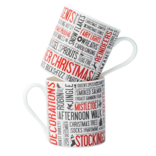 Festive Fun Christmas Mug