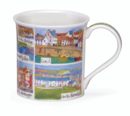 Bute East/Central Scotland Mug