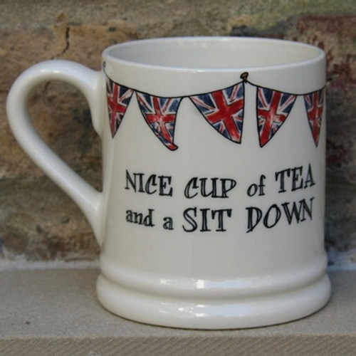 Nice Cup of Tea and a Sit Down Mug