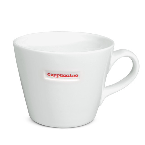 cappuccino bucket mug from British designer Keith Brymer Jones.