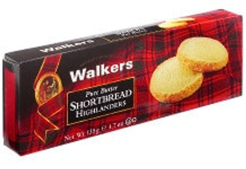 Walker's Shortbread Fingers.