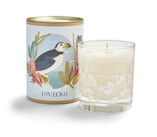 Love Olli Wish You Were Here scented candle. Hand poured in the UK.