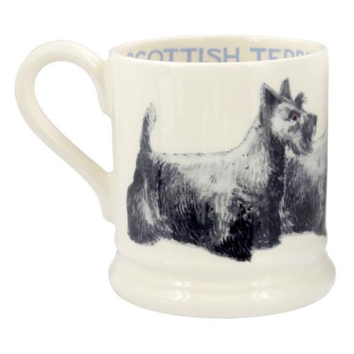 Emma Bridgewater Scottish Terrier Half Pint Mug