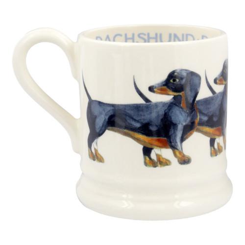Emma Bridgewater Dachshund Half Pint Mug