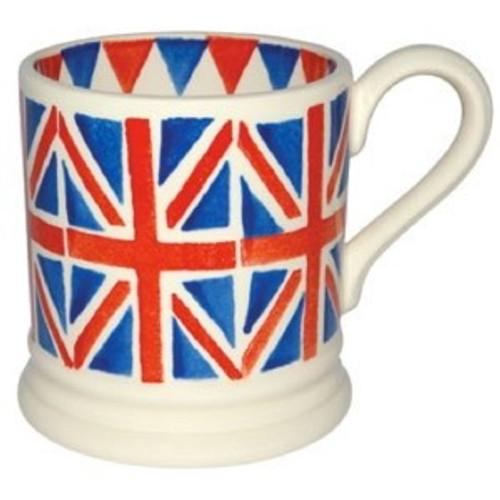Union Jack 1/2 Pint Mug