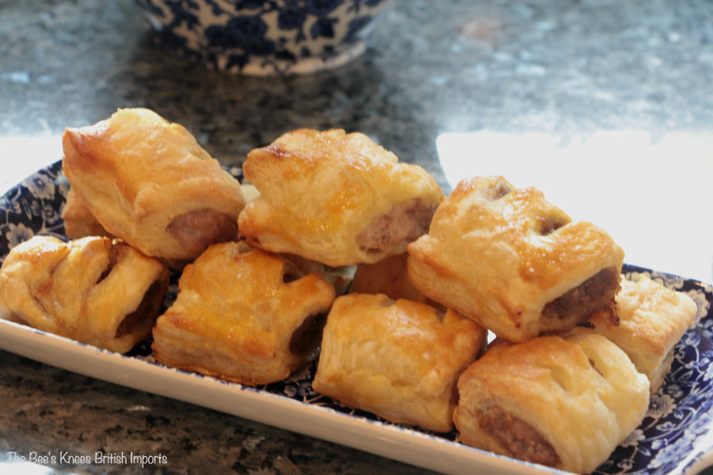 How to Make Sausage Rolls