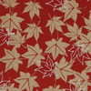 Gift Wrap - Maple - Red