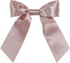 Custom Printing on Double Faced Satin Ribbon - Tea Rose