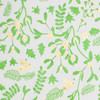 Gift Wrap - Mistletoe - Cream/Metallic Olive Green/Metallic Gold