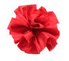 Dupioni Rose Topper - Poppy
