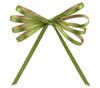 Doppio Bow Topper - Moss