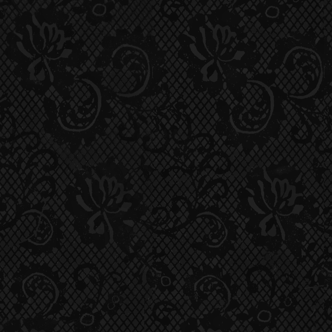 Black Lace Gift Wrap Wrapping Paper