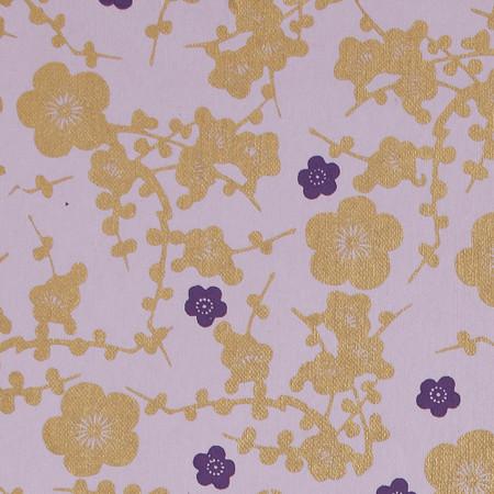 Gift Wrap - Cherry Blossom - Lavender