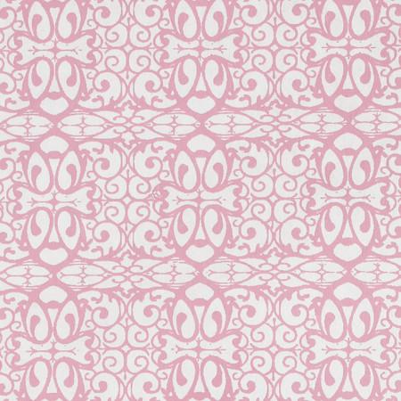 Gift Wrap - Ladybug Lace - Pink