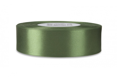 Double Faced Satin Ribbon - Parsley