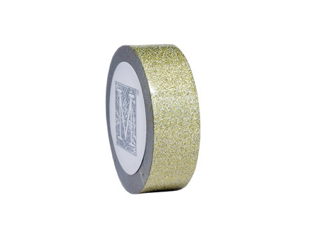 Washi Tape - Gold Glitter