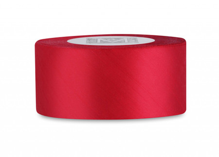Dupioni Silk Ribbon - Poppy