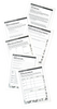 The pre-printed worksheets are a companion to the financial lesson plans in the instructor's guide. Although included in the instructor's guide, the double-sided sheets save prep time.