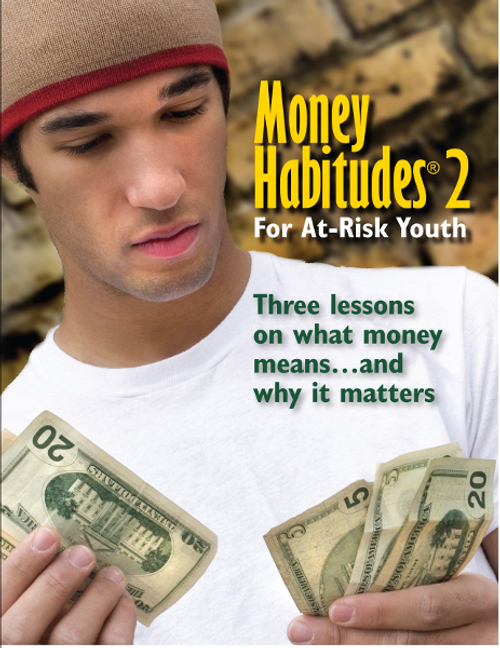The instructor's guide contains lesson plans to help people understand how their financial habits and attitudes affect them.