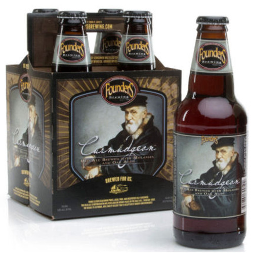 Founders Brewing Curmudgeon Old Ale 12oz 4 Pack