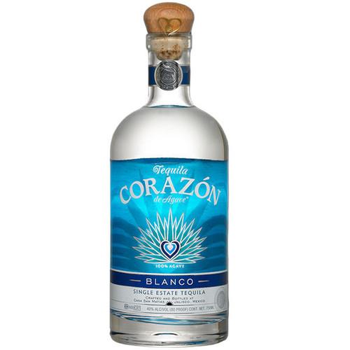 Corazon de Agave Blanco Tequila 750ml