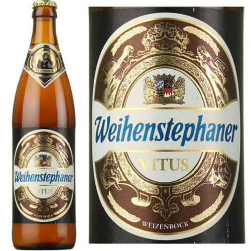 Weihenstephaner Vitus Weizenbock (Germany) 500ml
