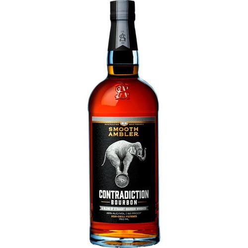 Smooth Ambler Contradiction Bourbon Whiskies 750ml
