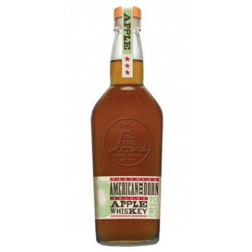 American Born Apple Whiskey 750ml