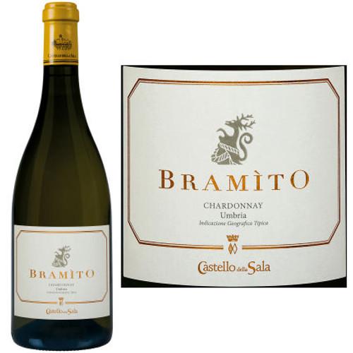 Antinori Castello della Sala Bramito Chardonnay Umbria IGT