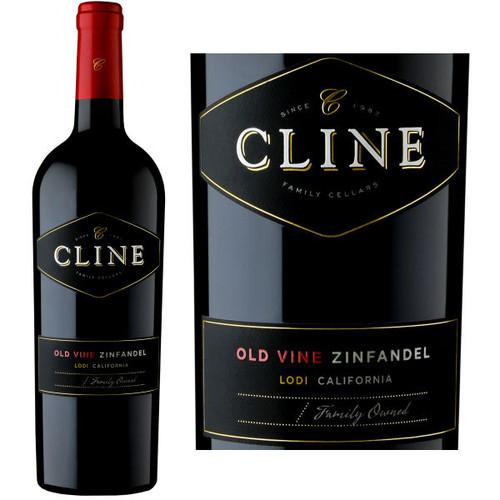 Cline Cellars Lodi Old Vine Zinfandel