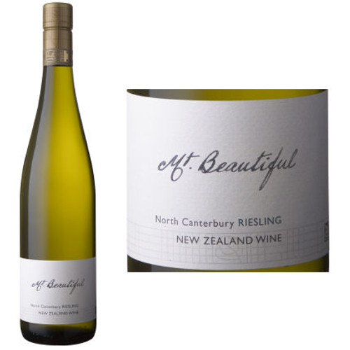 Mt. Beautiful North Canterbury Riesling