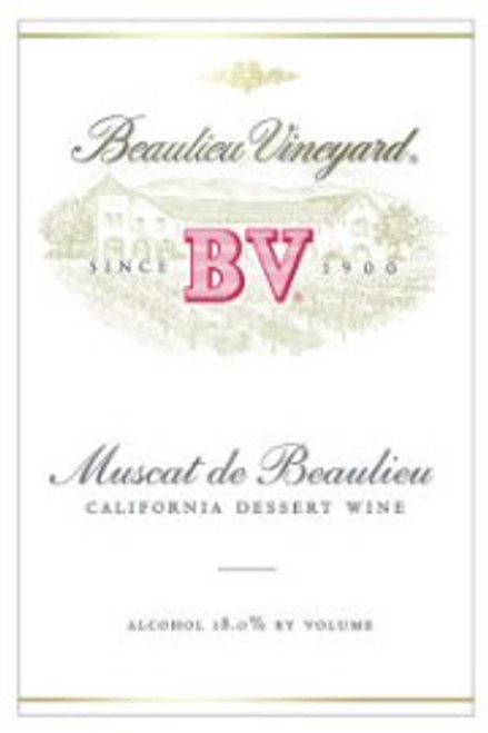 Beaulieu Vineyards California Muscat