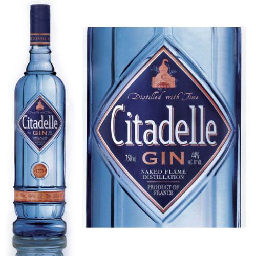 Citadelle France Gin 750ml