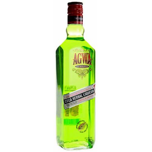 Agwa de Bolivia Coca Herbal Liqueur 750ML