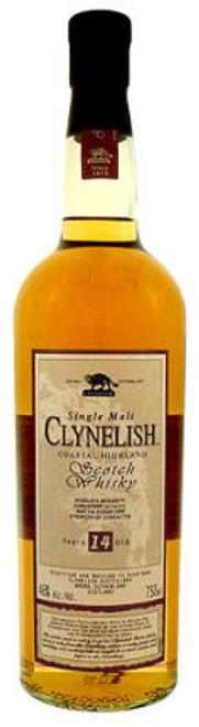 Clynelish 14 Year Old Highland Single Malt Scotch 750ml