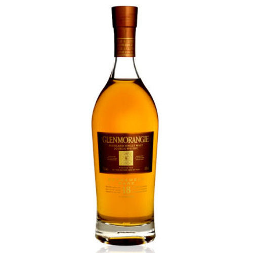 Glenmorangie 18 Year Old Highland Single Malt Scotch 750ml
