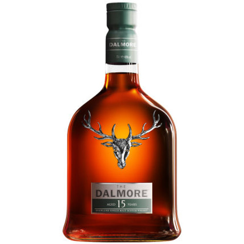 Dalmore 15 Year Old Highland 750ml
