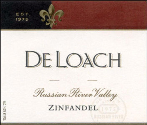 DeLoach Estate Russian River Zinfandel