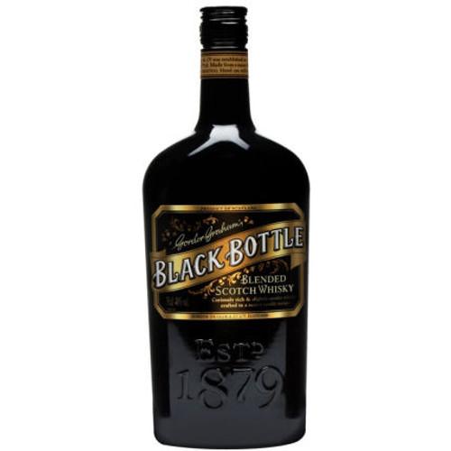 Black Bottle Blended Scotch Whisky 750ML